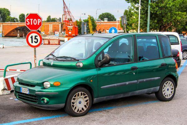 Fiat Multipla czyli najbardziej niedoceniane auto swiata