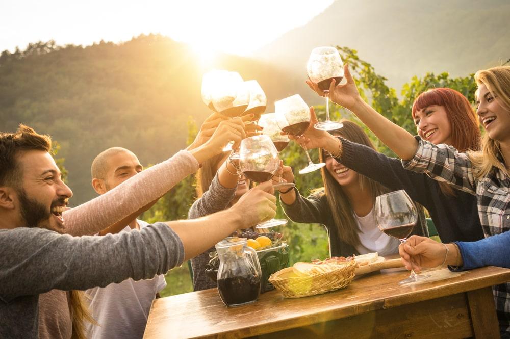 Od kiedy w Polsce pije sie wino