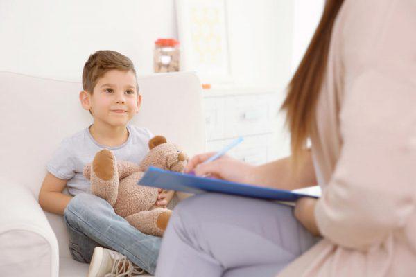 wizyta u psychologa dzieciecego